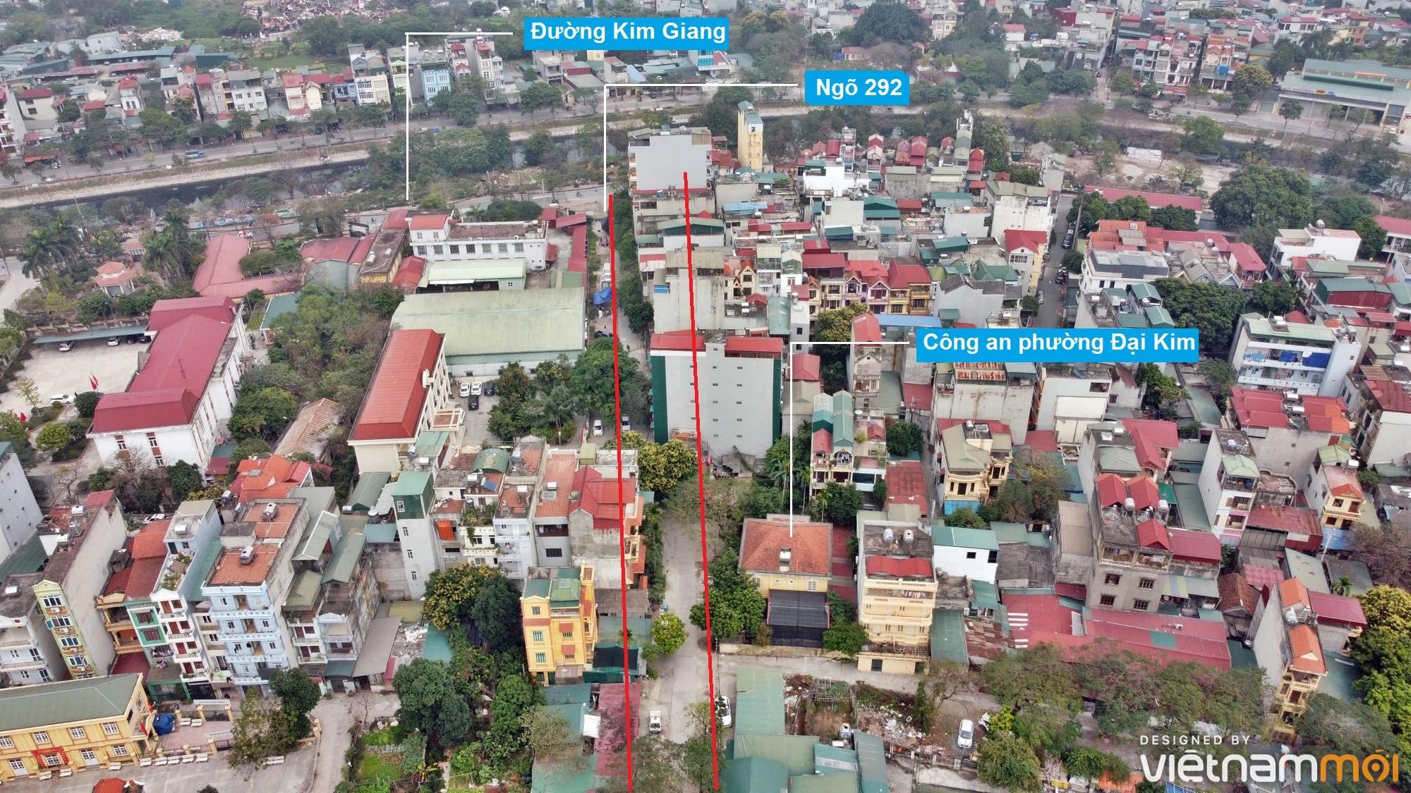 Đường sẽ mở theo quy hoạch ở phường Đại Kim, Hoàng Mai, Hà Nội (phần 3) - Ảnh 9.