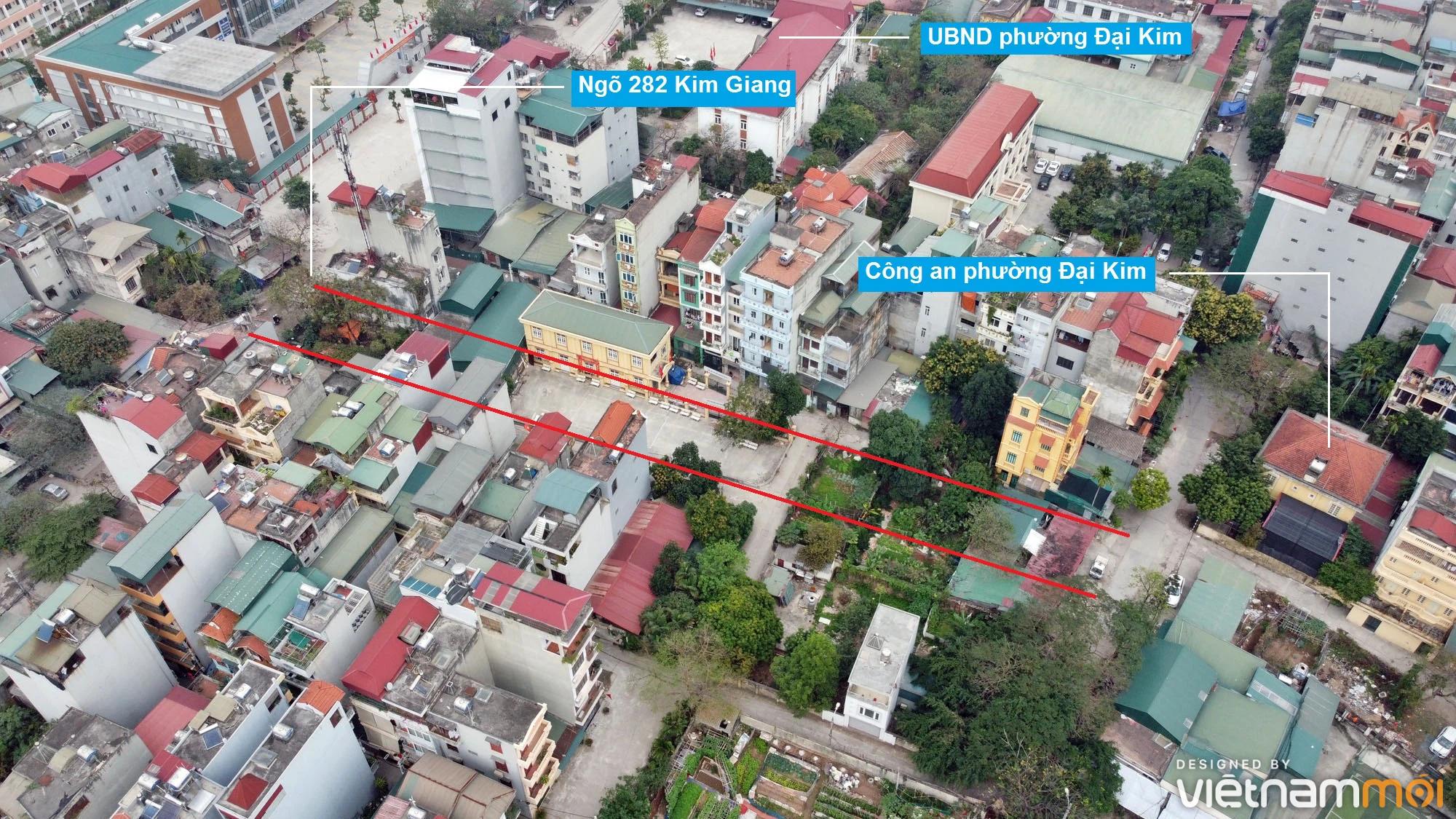 Đường sẽ mở theo quy hoạch ở phường Đại Kim, Hoàng Mai, Hà Nội (phần 3) - Ảnh 11.