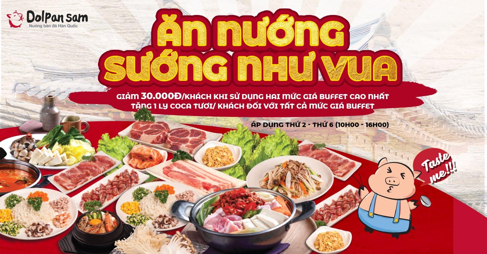 Khuyến mãi ăn uống tuần này (5/4-11/4): ThaiExpress giảm 20%, Bobapop ưu đãi bốc thăm trúng thưởng   - Ảnh 1.