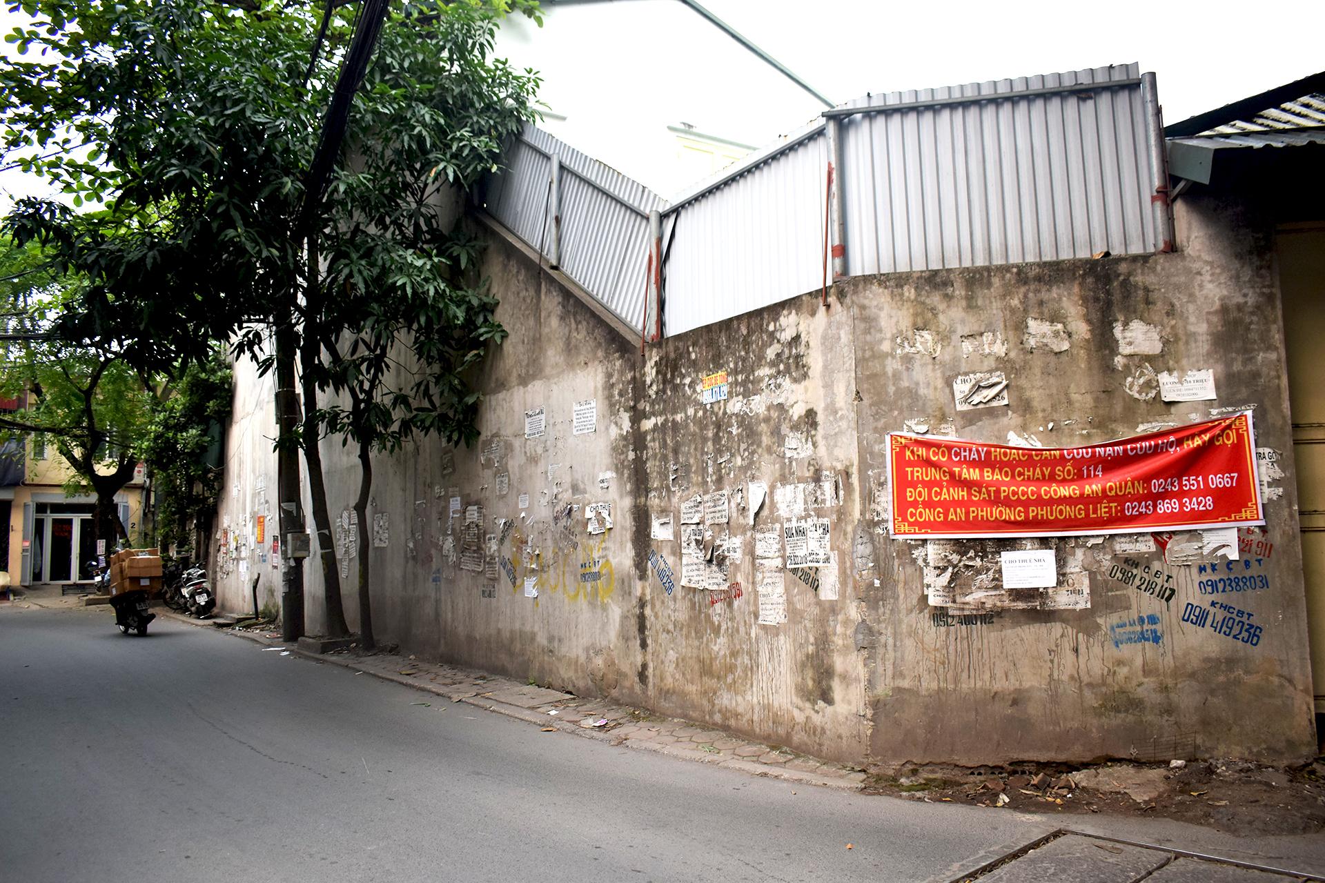 Những khu đất dính quy hoạch đất cây xanh ở phường Phương Liệt, Thanh Xuân, Hà Nội - Ảnh 22.