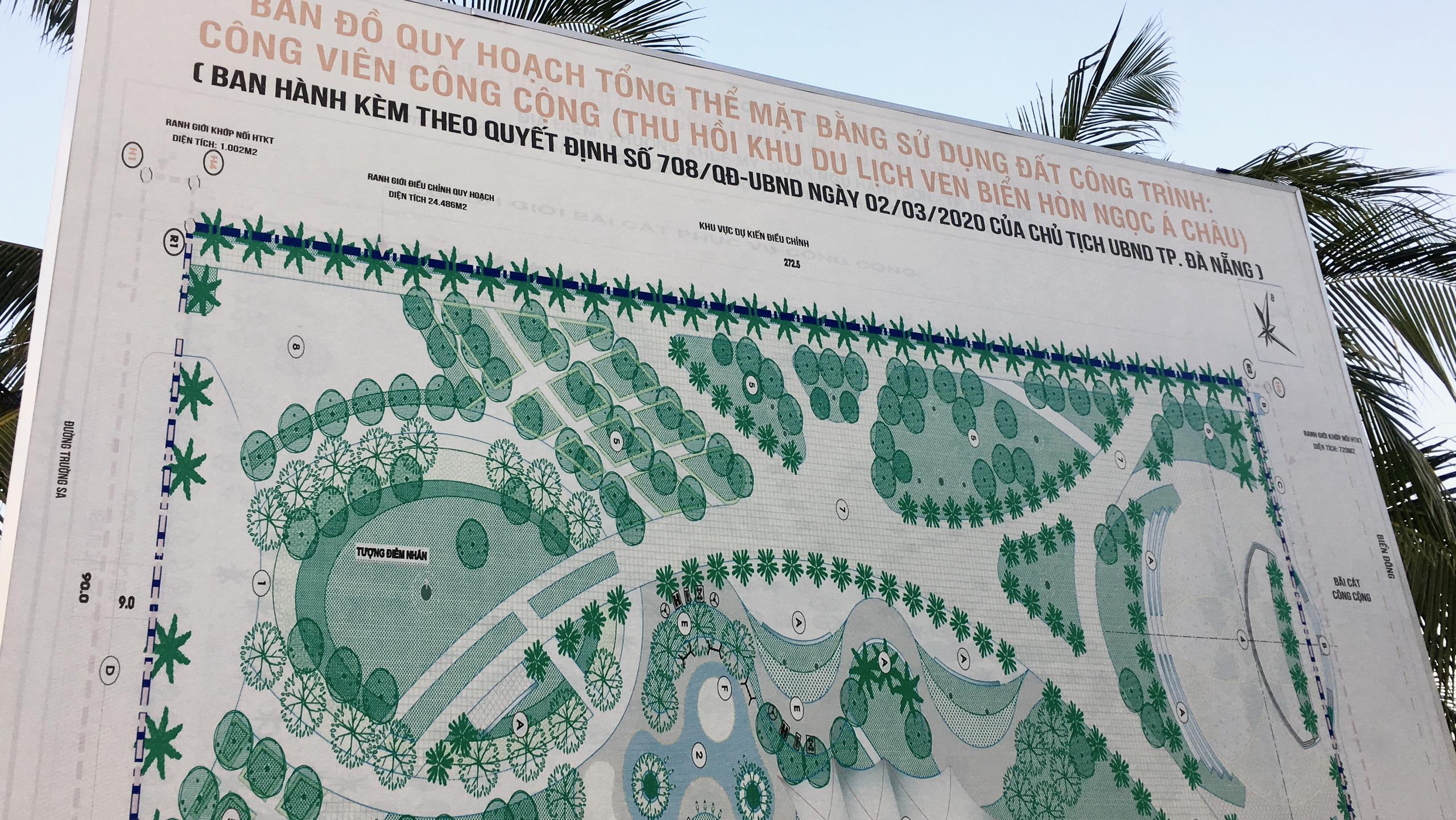 Dự án hơn 12 ha ven biển Đà Nẵng mà Công ty của vợ chồng Chủ tịch VNDirect muốn rút đầu tư hiện đang bỏ hoang - Ảnh 13.