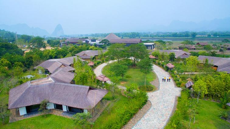 Lạc Hồng đầu tư khu du lịch sinh thái 800 tỷ đồng tại hồ Hòa Bình - Ảnh 1.