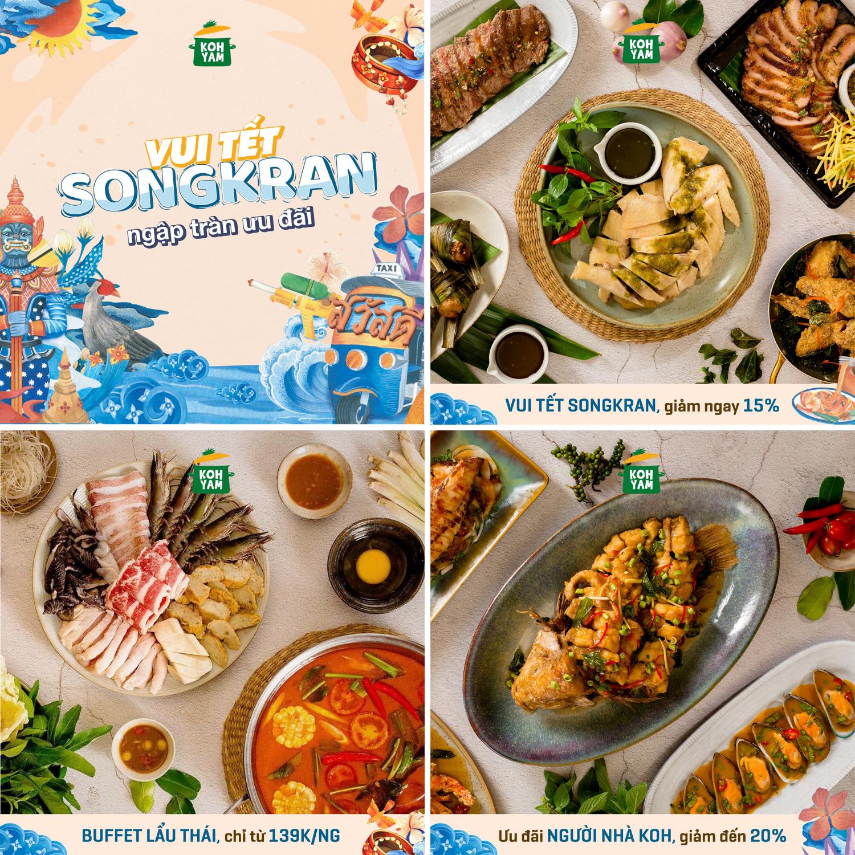 Khuyến mãi ăn uống tuần này (5/4-11/4): ThaiExpress giảm 20%, Bobapop ưu đãi bốc thăm trúng thưởng   - Ảnh 5.