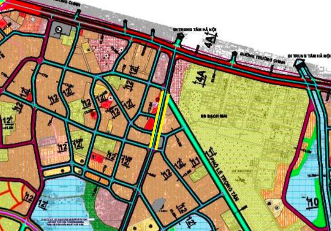Đường sẽ mở ở phường Khương Mai, Thanh Xuân, Hà Nội - Ảnh 1.