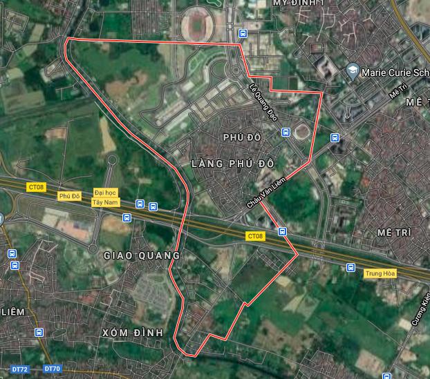 Kế hoạch sử dụng đất phường Phú Đô, Nam Từ Liêm, Hà Nội năm 2021 - Ảnh 2.