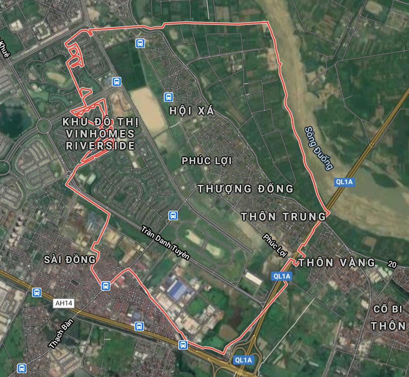 Kế hoạch sử dụng đất phường Phúc Lợi, Long Biên, Hà Nội năm 2021 - Ảnh 2.