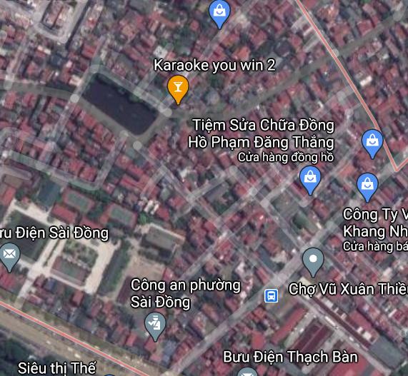 Đất dính quy hoạch ở phường Sài Đồng, Long Biên, Hà Nội - Ảnh 2.