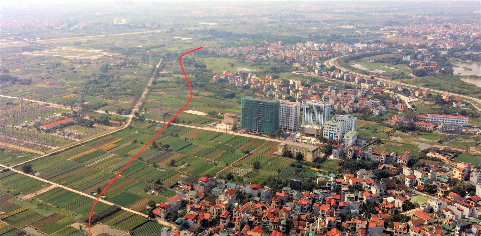 Đấu giá 270 m2 đất tại phường Liên Mạc, quận Bắc Từ Liêm, giá khởi điểm 7,5 tỷ đồng  - Ảnh 1.