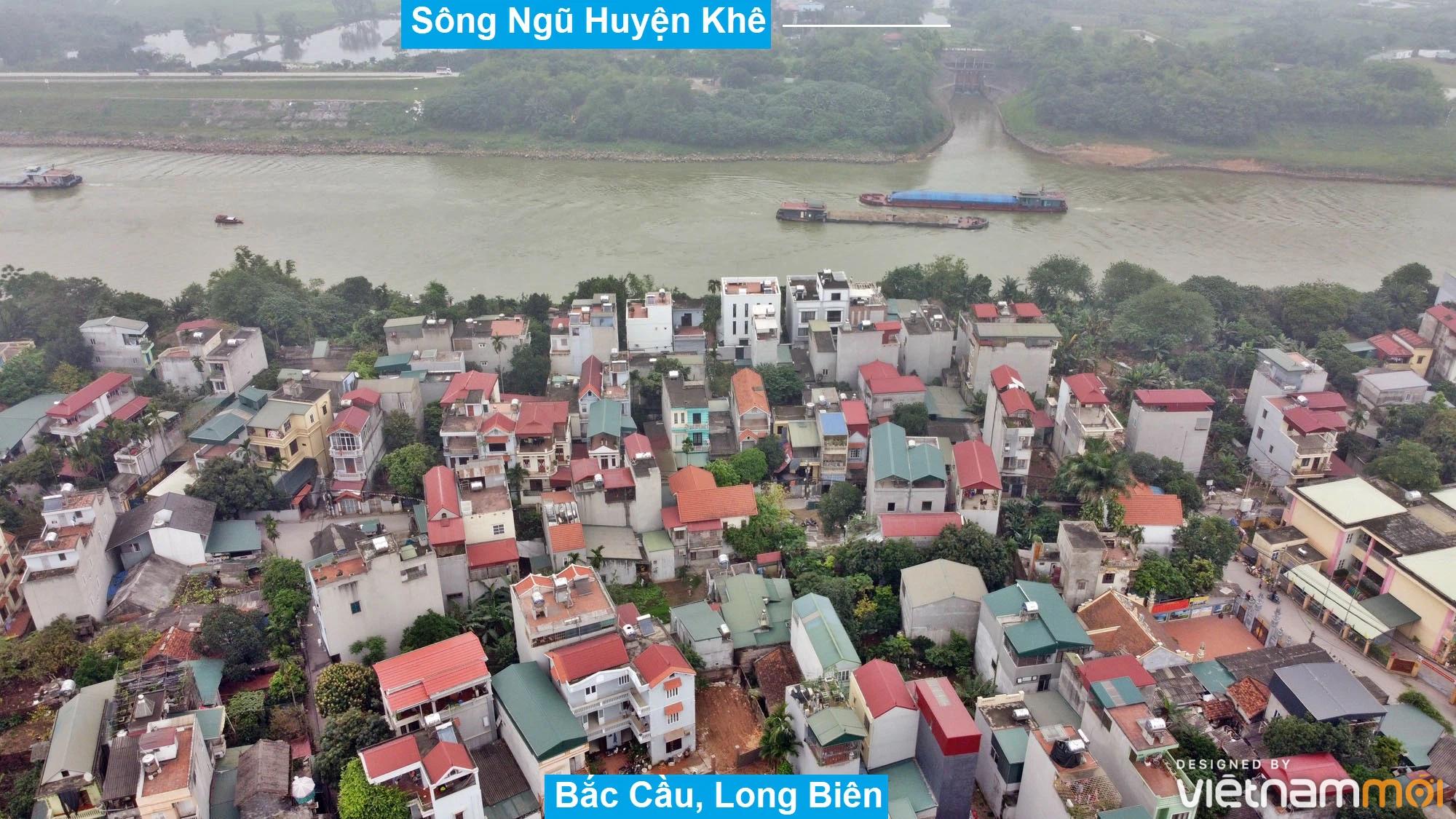 Toàn cảnh hiện trạng Phân khu đô thị sông Hồng trên địa bàn quận Long Biên - Ảnh 3.