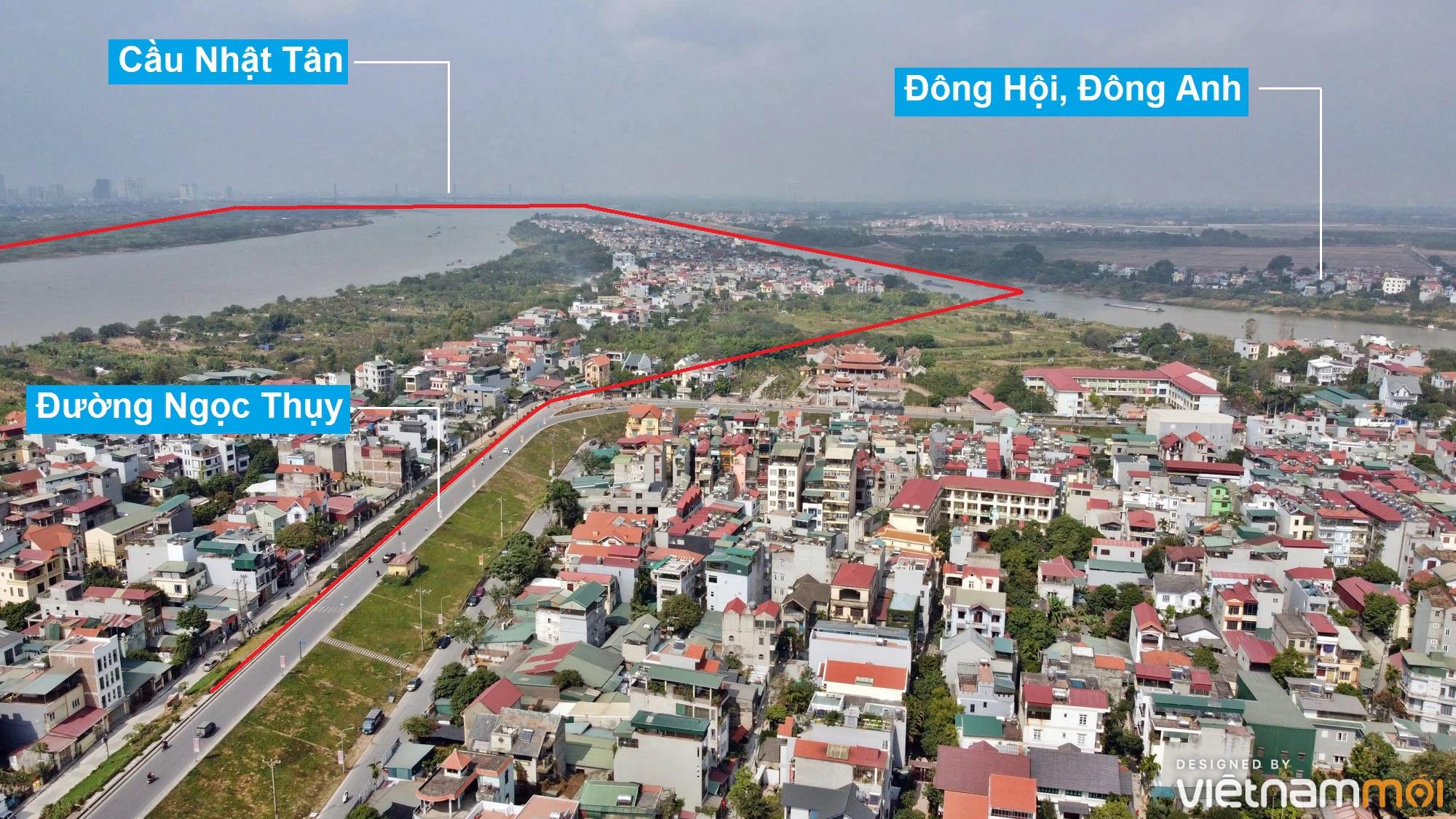 Toàn cảnh hiện trạng Phân khu đô thị sông Hồng trên địa bàn quận Long Biên - Ảnh 4.