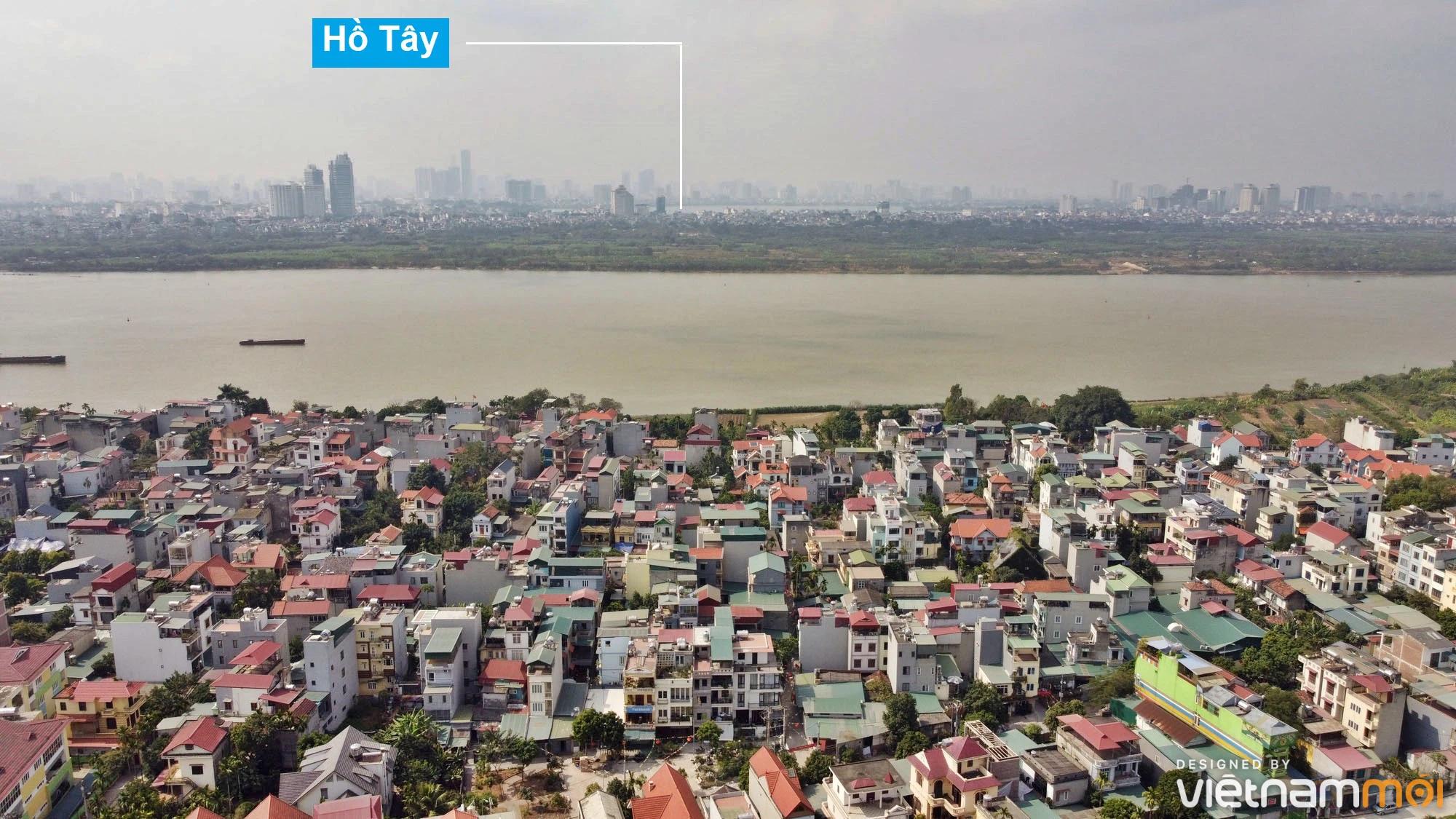Toàn cảnh hiện trạng Phân khu đô thị sông Hồng trên địa bàn quận Long Biên - Ảnh 6.