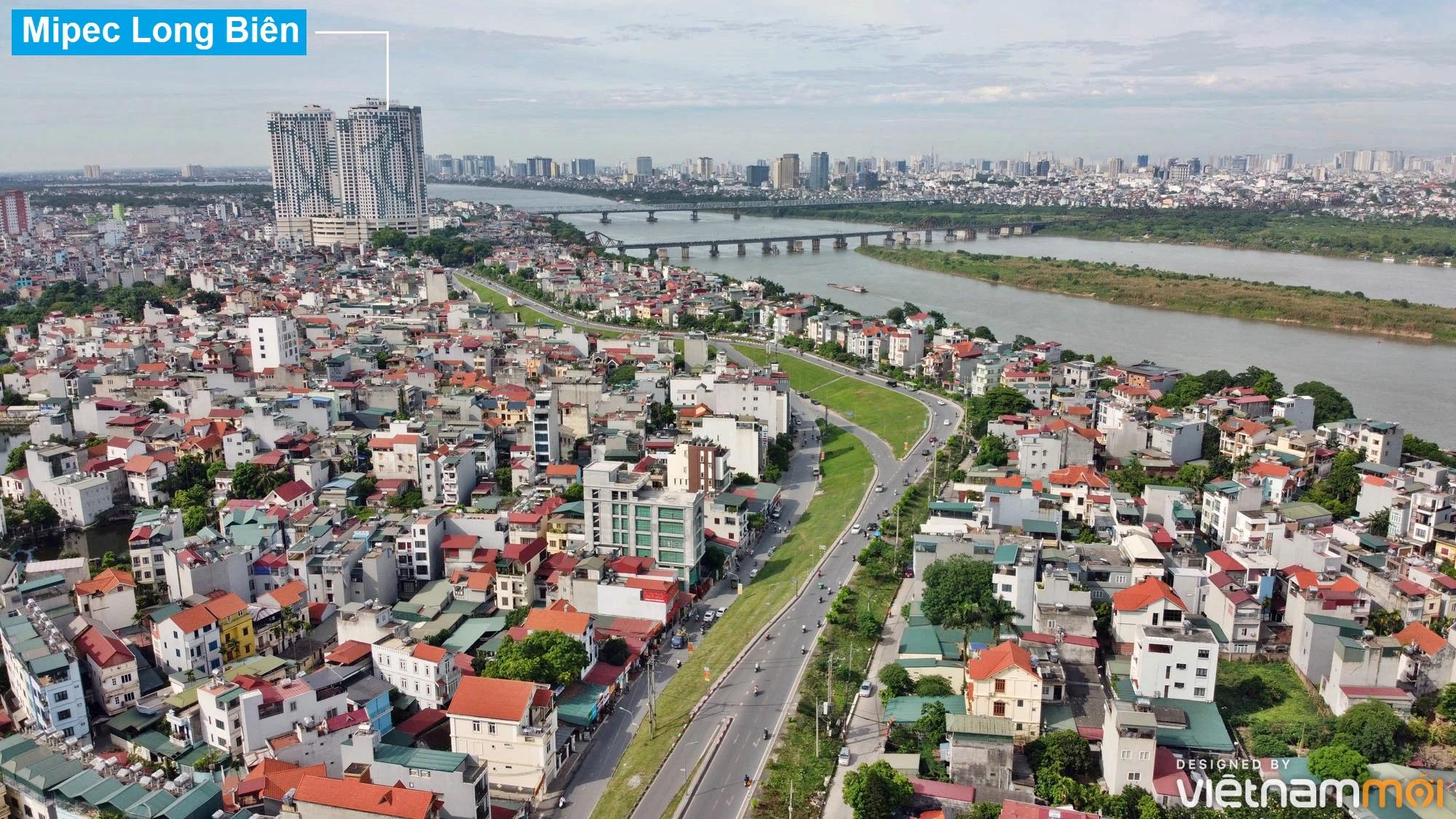 Toàn cảnh hiện trạng Phân khu đô thị sông Hồng trên địa bàn quận Long Biên - Ảnh 8.