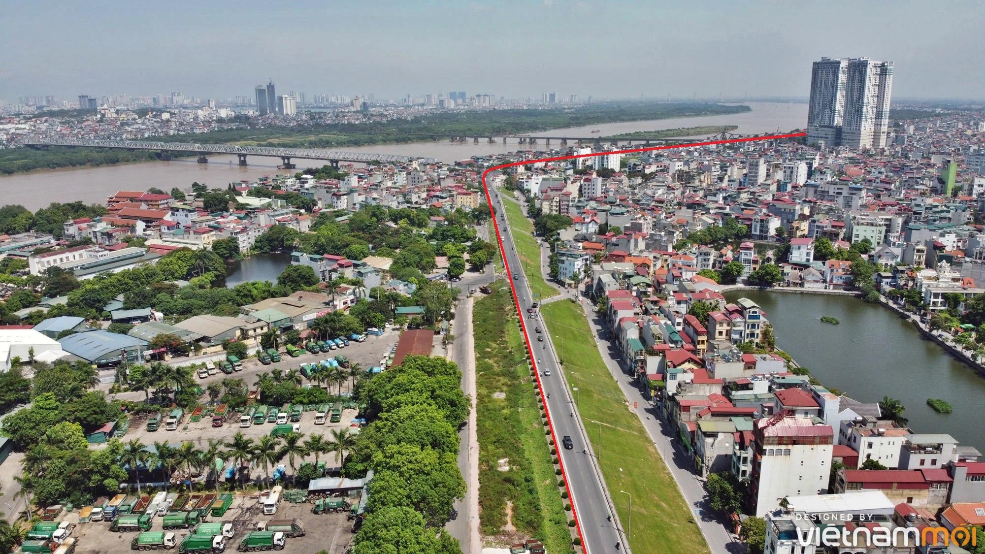 Toàn cảnh hiện trạng Phân khu đô thị sông Hồng trên địa bàn quận Long Biên - Ảnh 12.