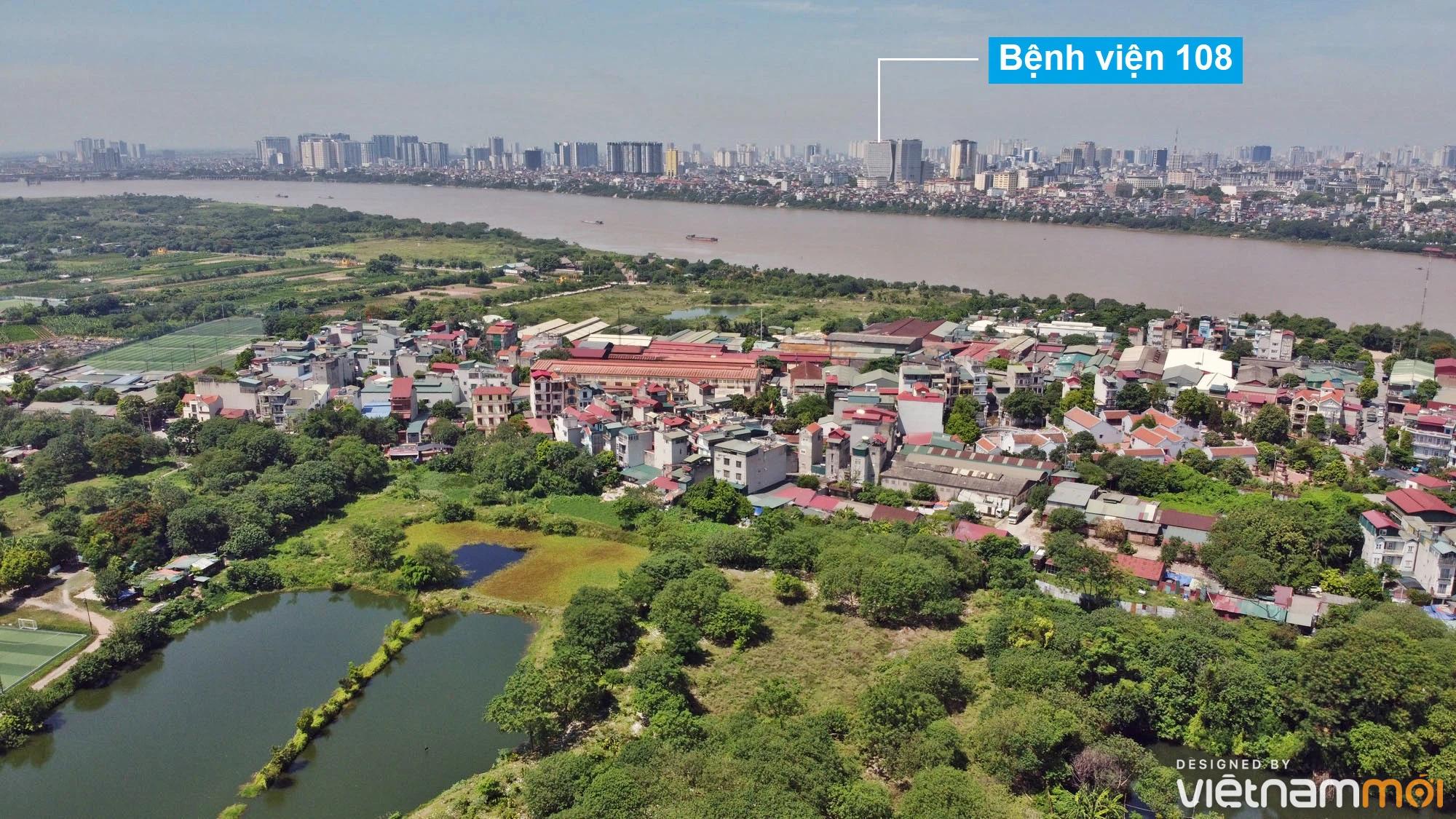 Toàn cảnh hiện trạng Phân khu đô thị sông Hồng trên địa bàn quận Long Biên - Ảnh 14.