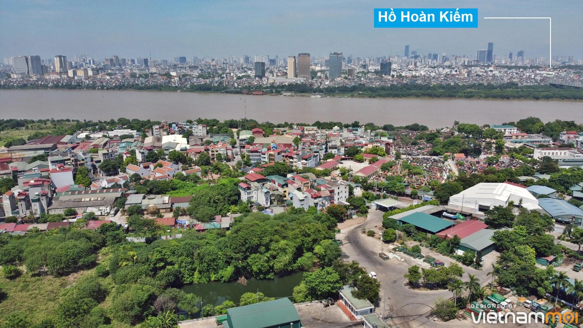 Toàn cảnh hiện trạng Phân khu đô thị sông Hồng trên địa bàn quận Long Biên - Ảnh 15.