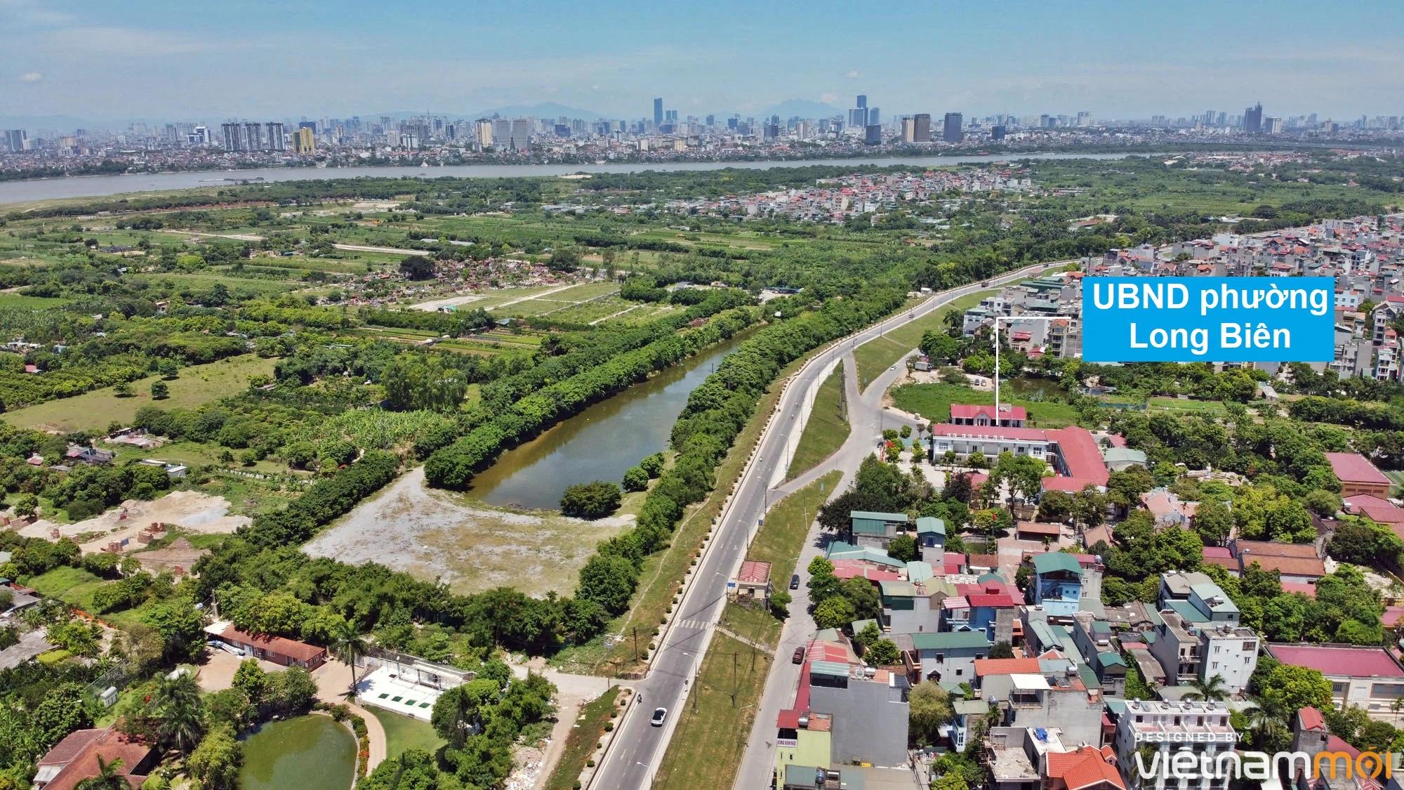 Toàn cảnh hiện trạng Phân khu đô thị sông Hồng trên địa bàn quận Long Biên - Ảnh 16.