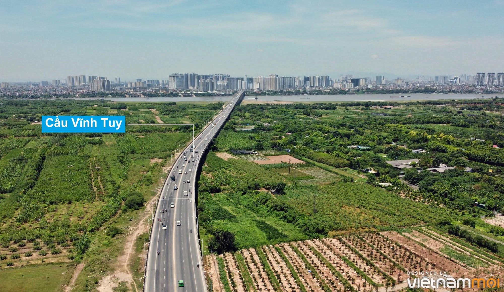 Toàn cảnh hiện trạng Phân khu đô thị sông Hồng trên địa bàn quận Long Biên - Ảnh 19.