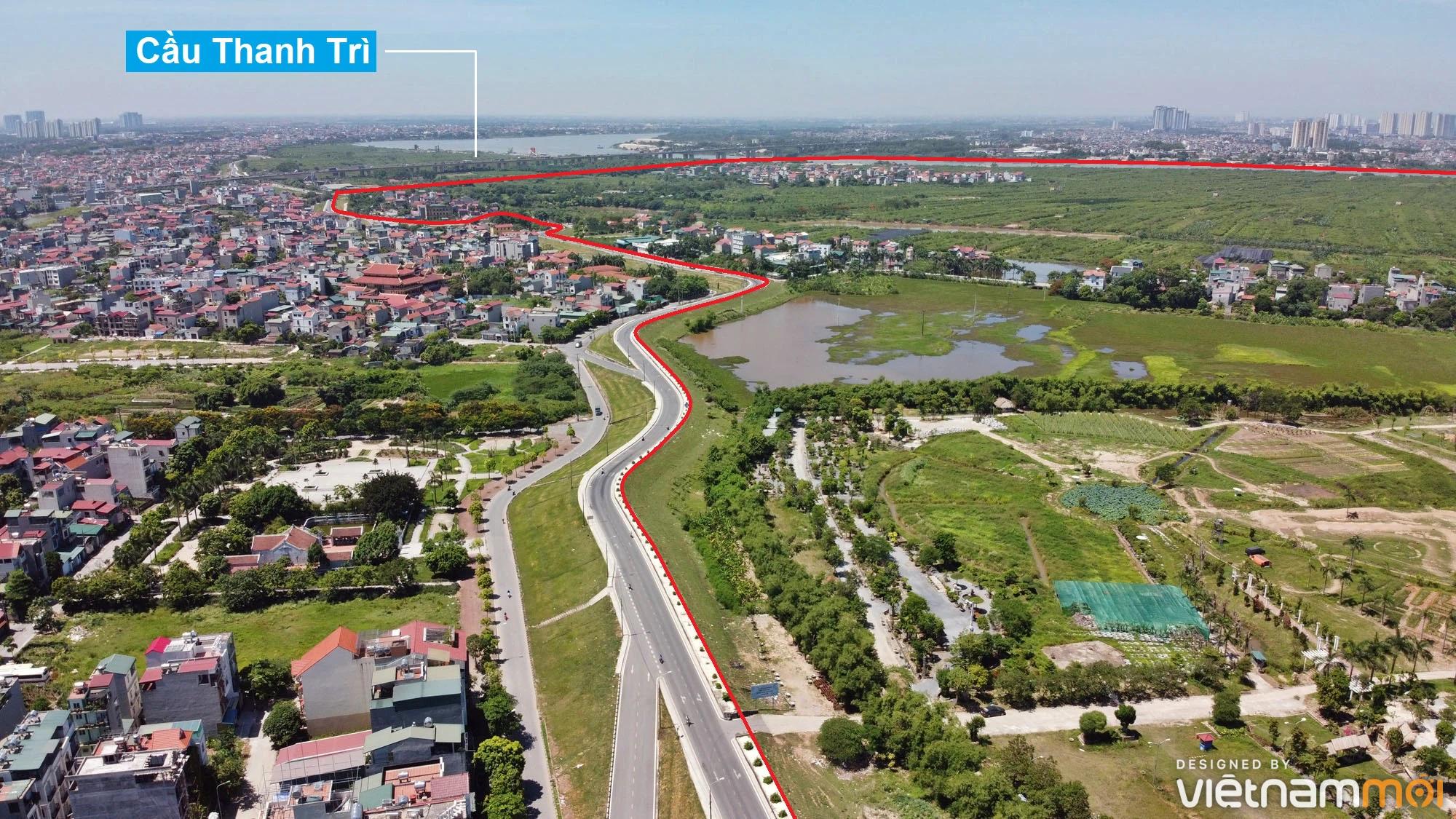 Toàn cảnh hiện trạng Phân khu đô thị sông Hồng trên địa bàn quận Long Biên - Ảnh 24.