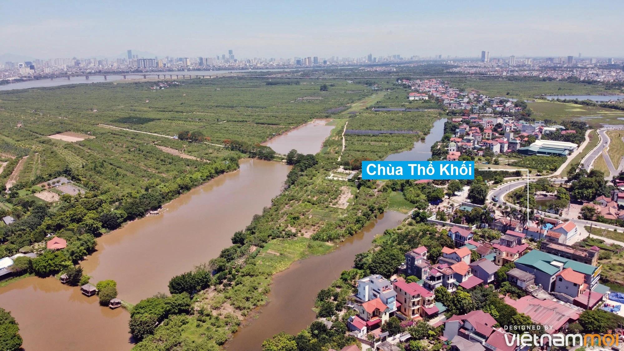 Toàn cảnh hiện trạng Phân khu đô thị sông Hồng trên địa bàn quận Long Biên - Ảnh 26.
