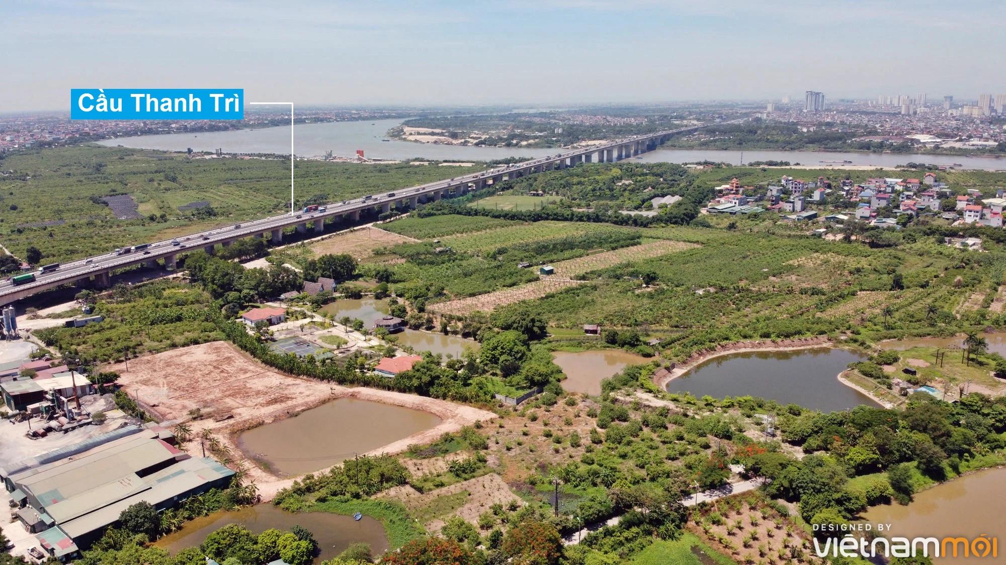 Toàn cảnh hiện trạng Phân khu đô thị sông Hồng trên địa bàn quận Long Biên - Ảnh 28.