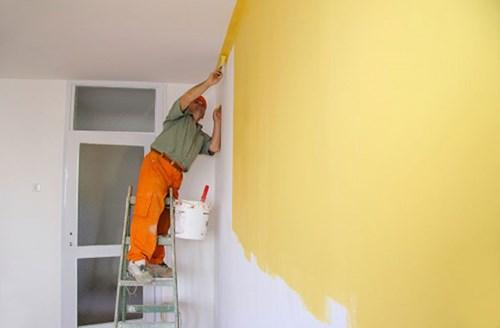 Hướng dẫn chi tiết cách tính mét vuông sơn nhà chính xác nhất - Ảnh 1.