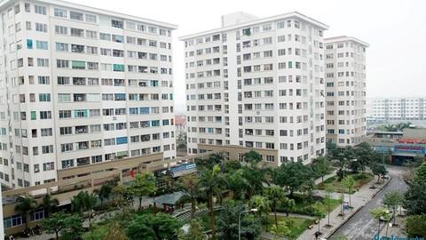 Lãi suất vay ưu đãi mua nhà ở xã hội là 4,8%/năm - Ảnh 1.