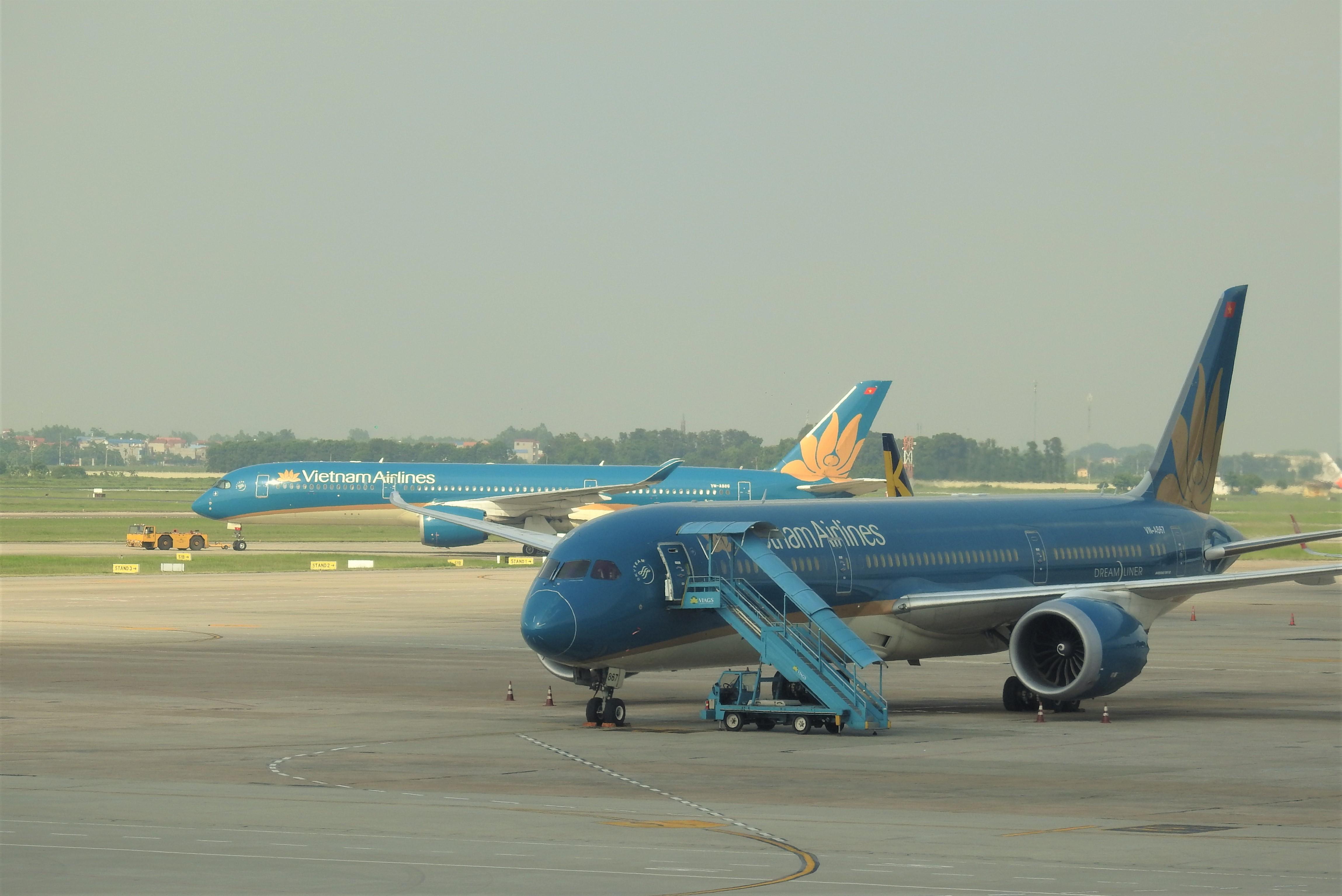 Vietnam Airlines nợ quá hạn hơn 6.600 tỷ, đợi tiền vay ưu đãi để trả - Ảnh 1.