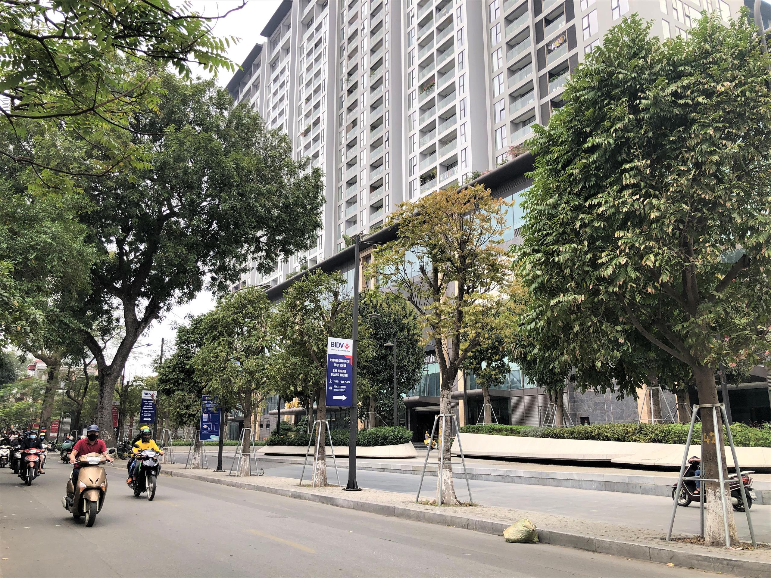 Đường sắp mở theo quy hoạch ở phường Ngọc Hà, quận Ba Đình (phần 1): Đường Kim Mã - Hoàng Hoa Thám  - Ảnh 14.