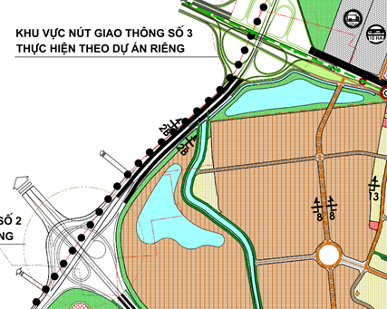 Bản đồ quy hoạch giao thông phường Thạch Bàn, Long Biên, Hà Nội - Ảnh 3.