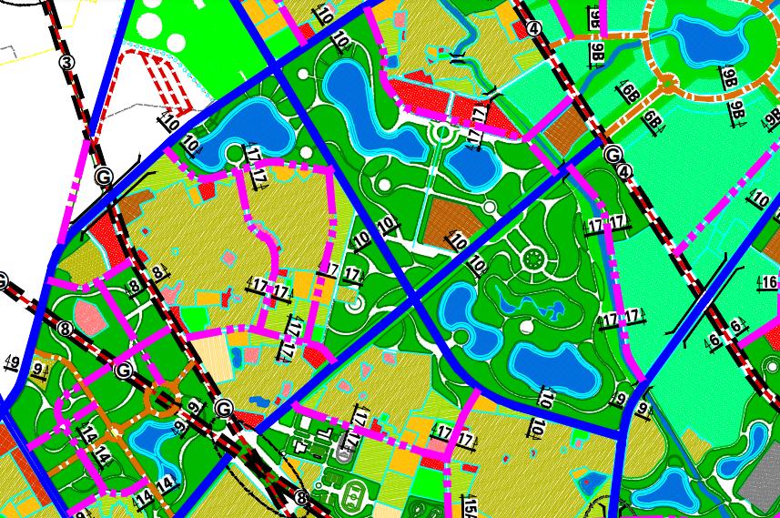 Bản đồ quy hoạch giao thông phường Minh Khai, Bắc Từ Liêm, Hà Nội - Ảnh 2.