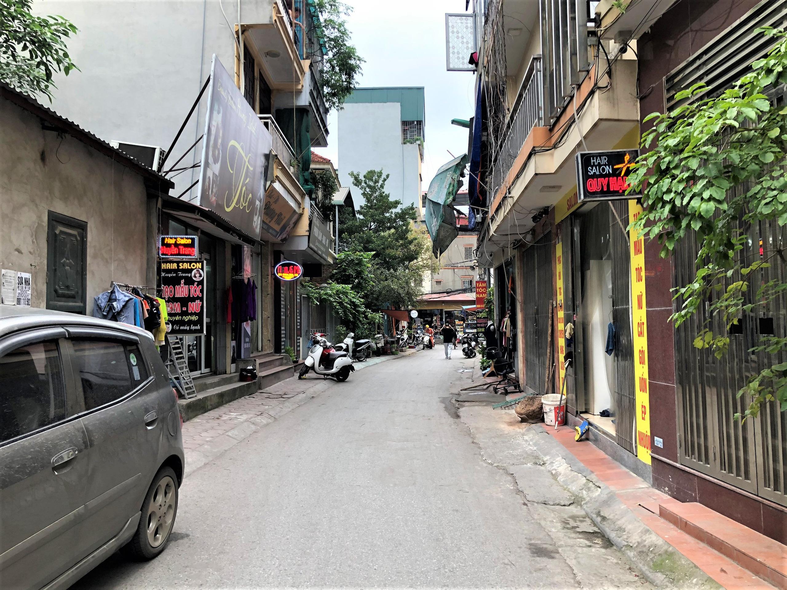 Đường sắp mở theo quy hoạch ở phường Ngọc Hà, quận Ba Đình (phần 1): Đường Kim Mã - Hoàng Hoa Thám  - Ảnh 7.