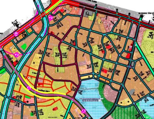 Đường sẽ mở ở phường Khương Trung, Thanh Xuân, Hà Nội - Ảnh 1.