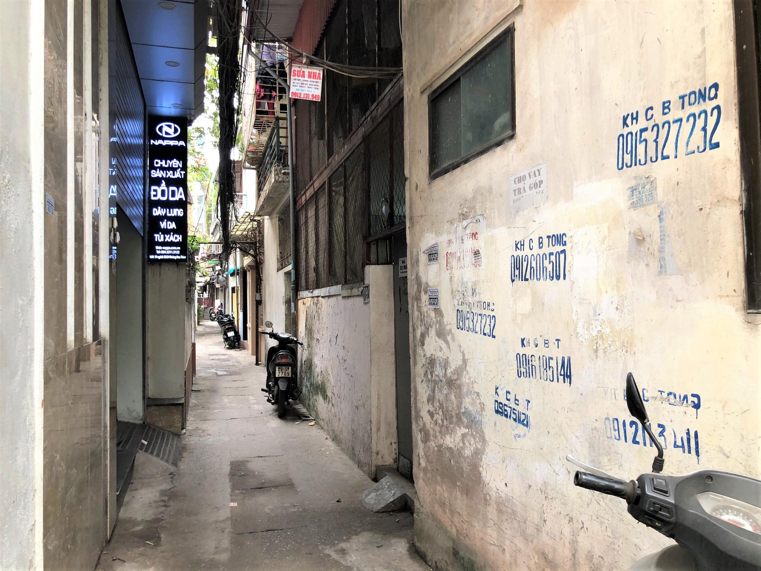 Đường sắp mở theo quy hoạch ở phường Ngọc Hà, quận Ba Đình (phần 1): Đường Kim Mã - Hoàng Hoa Thám  - Ảnh 12.