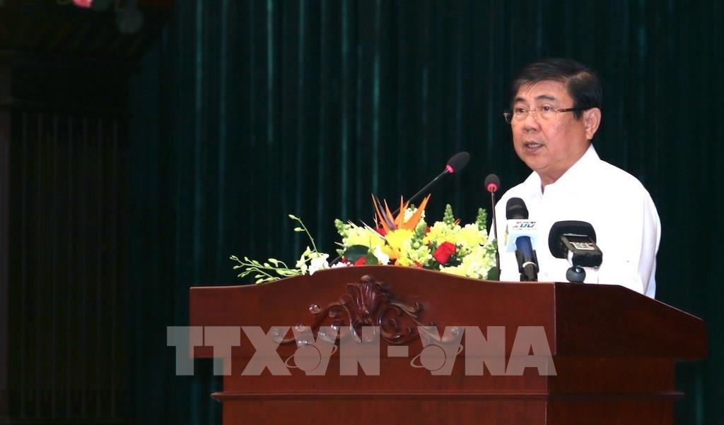 Triển khai Nghị định Chính phủ về tổ chức bộ máy chính quyền đô thị tại TP Hồ Chí Minh - Ảnh 2.