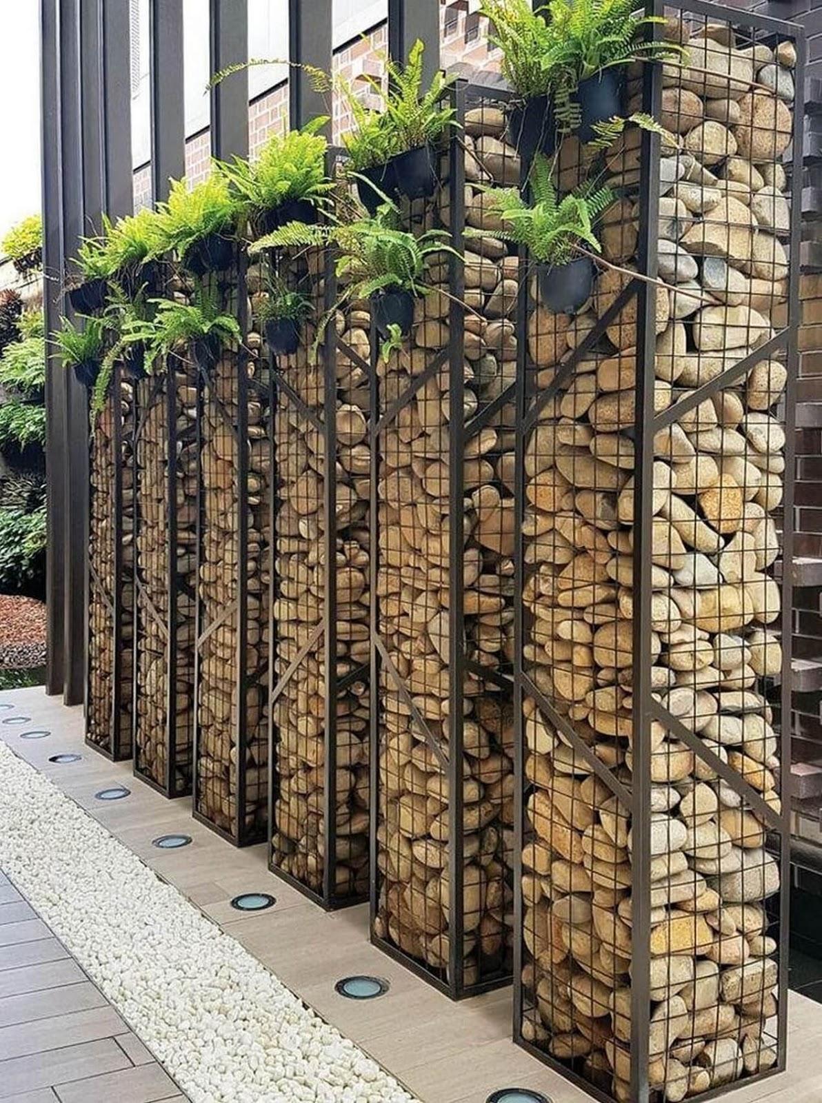 Tham khảo những mẫu hàng rào đẹp cho biệt thự  - Ảnh 11.
