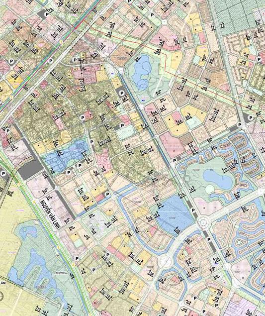 Bản đồ quy hoạch giao thông phường Việt Hưng, Long Biên, Hà Nội - Ảnh 2.
