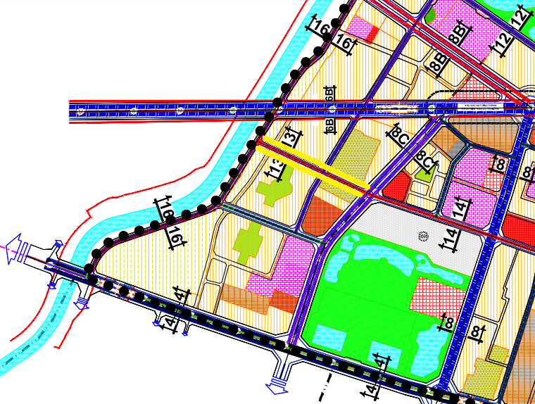 Đường sẽ mở ở phường Phú Diễn, Bắc Từ Liêm, Hà Nội - Ảnh 1.