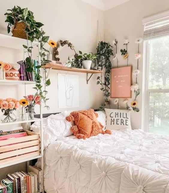 Bật mí những cách trang trí phòng ngủ 'cực chill' mà bạn nên thử - Ảnh 12.