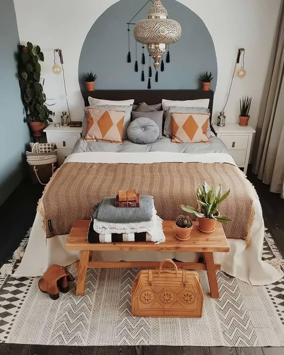 Bật mí những cách trang trí phòng ngủ 'cực chill' mà bạn nên thử - Ảnh 19.