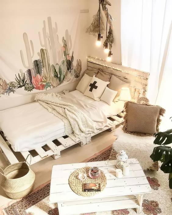 Bật mí những cách trang trí phòng ngủ 'cực chill' mà bạn nên thử - Ảnh 13.