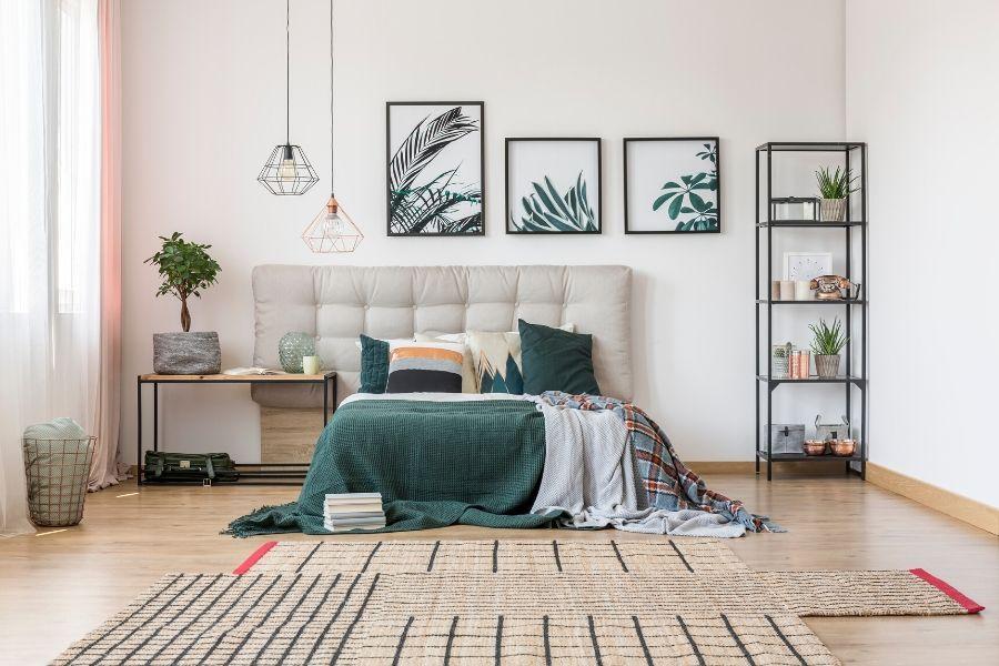 Bật mí những cách trang trí phòng ngủ 'cực chill' mà bạn nên thử - Ảnh 15.