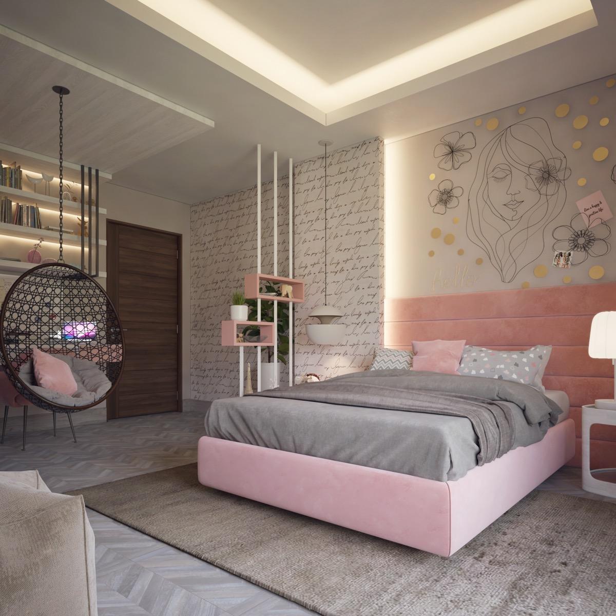 Bật mí những cách trang trí phòng ngủ 'cực chill' mà bạn nên thử - Ảnh 28.