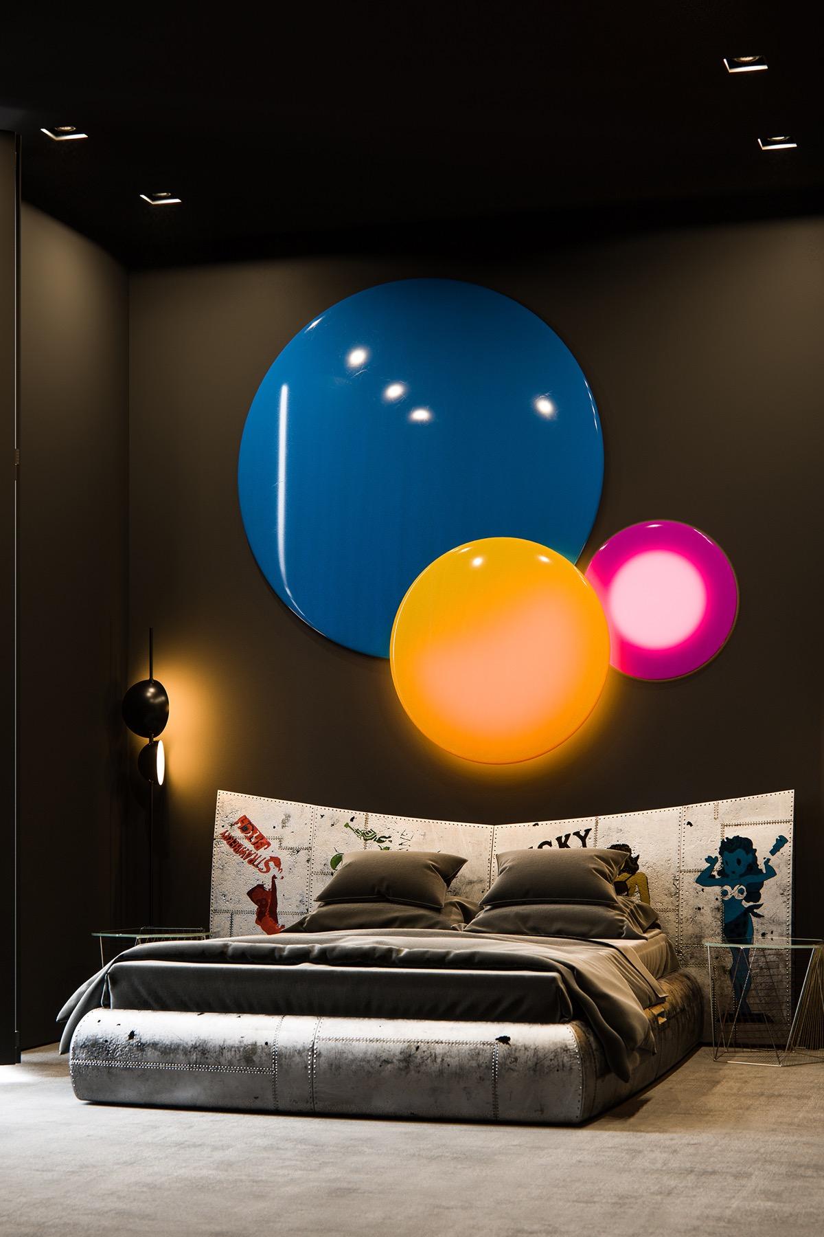Bật mí những cách trang trí phòng ngủ 'cực chill' mà bạn nên thử - Ảnh 30.