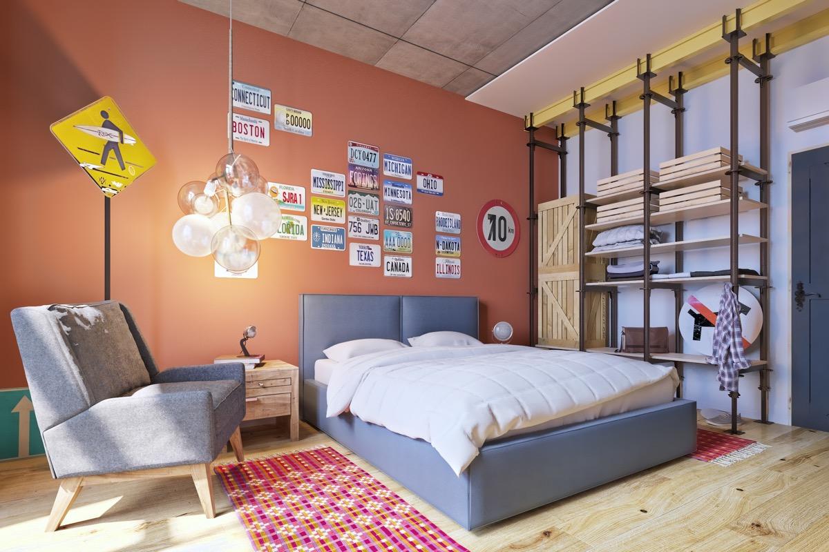 Bật mí những cách trang trí phòng ngủ 'cực chill' mà bạn nên thử - Ảnh 34.
