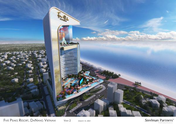 Liên Thái Bình Dương, Sun Group sắp đầu tư hàng tỷ USD vào dự án nào tại Đà Nẵng, vị trí ở đâu? - Ảnh 2.