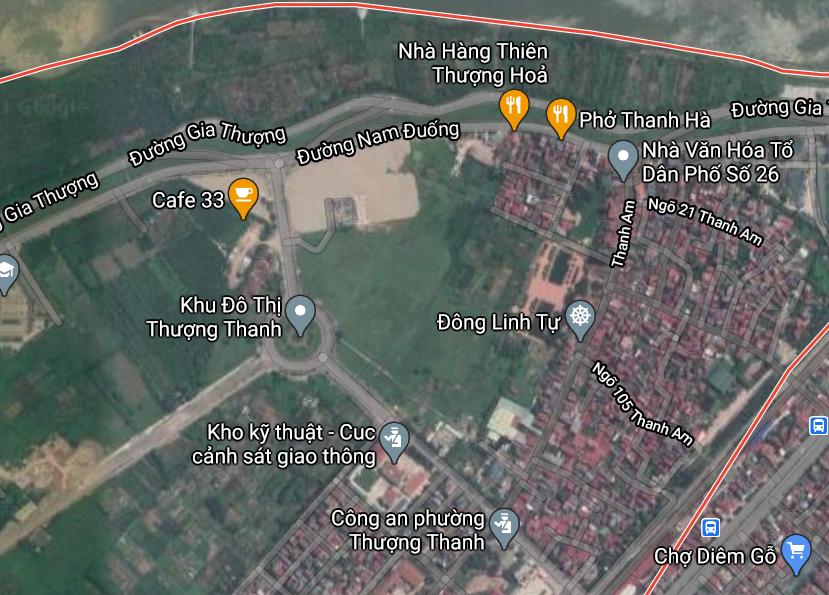 Đường sẽ mở ở phường Thượng Thanh, Long Biên, Hà Nội - Ảnh 2.