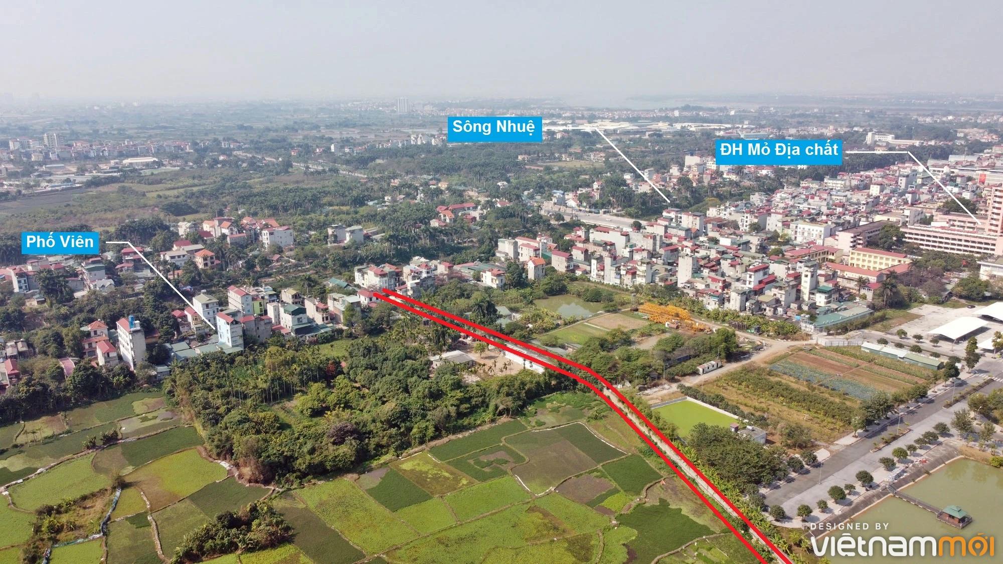 Ba đường sẽ mở theo qui hoạch ở phường Cổ Nhuế 2, Bắc Từ Liêm, Hà Nội (phần 2) - Ảnh 7.