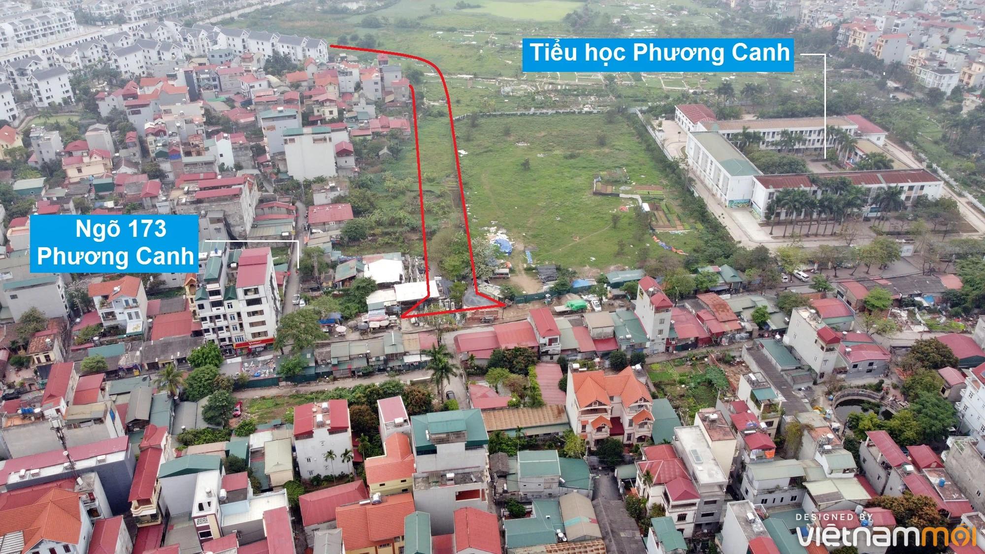 Những khu đất sắp thu hồi để mở đường ở phường Xuân Phương, Nam Từ Liêm, Hà Nội (phần 3) - Ảnh 3.