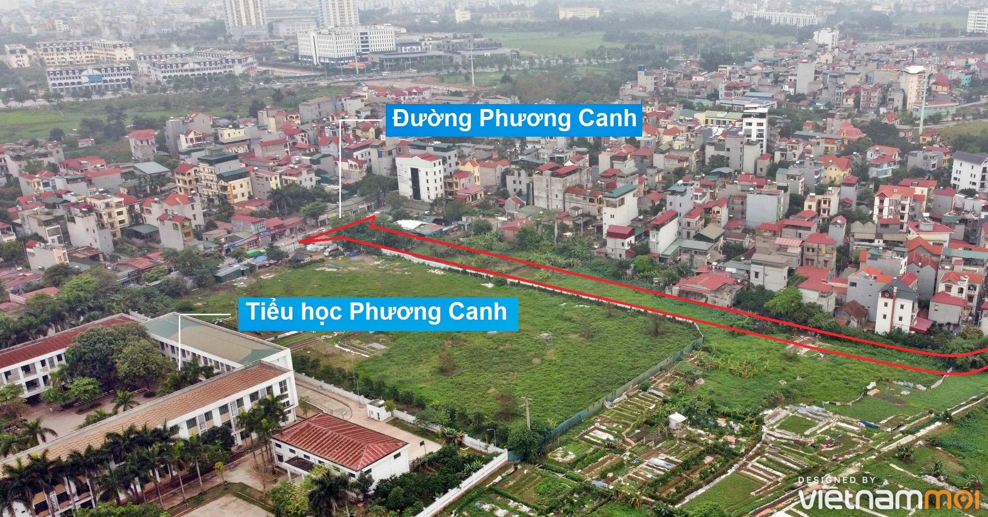 Những khu đất sắp thu hồi để mở đường ở phường Xuân Phương, Nam Từ Liêm, Hà Nội (phần 3) - Ảnh 4.