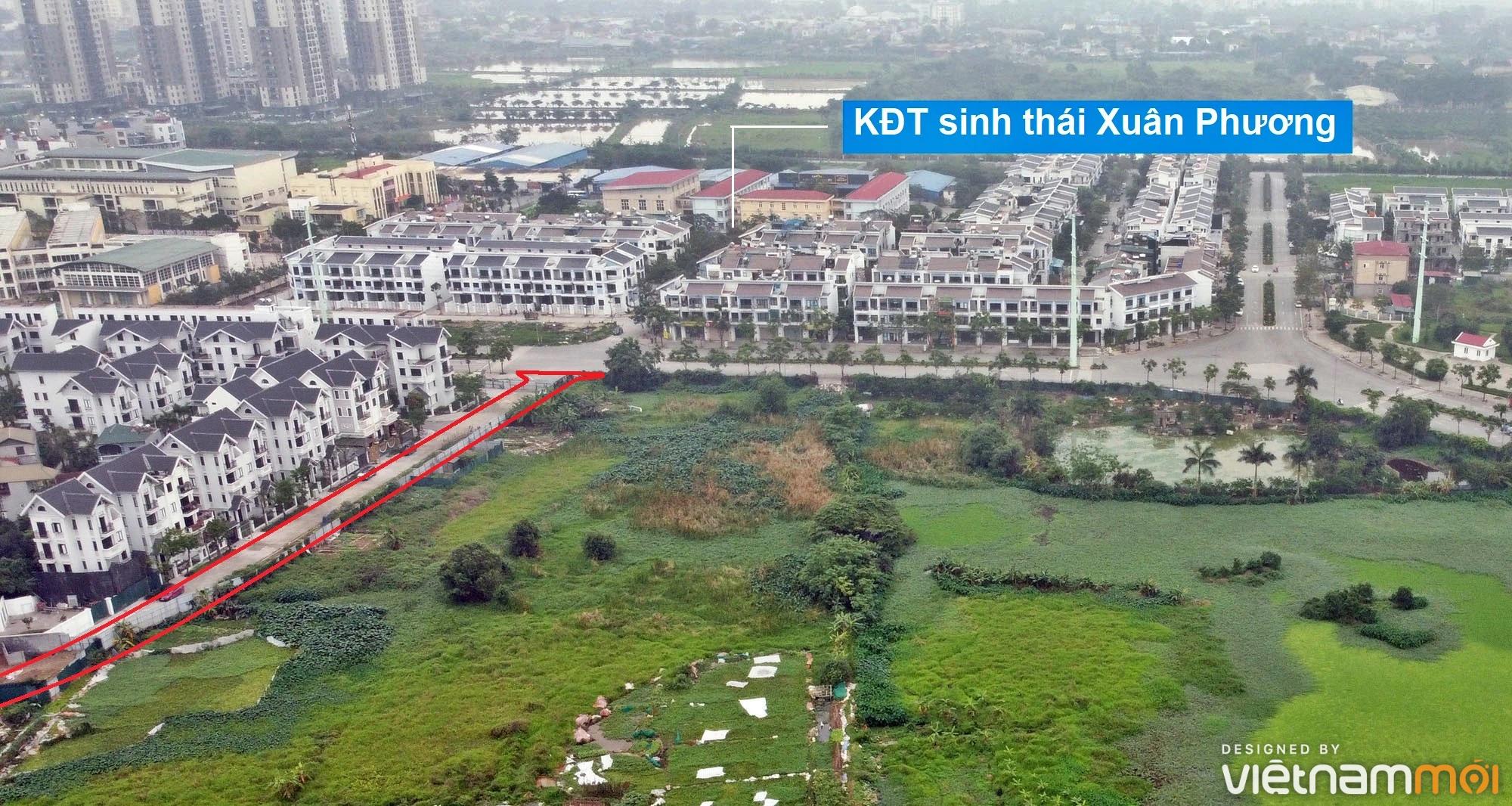 Những khu đất sắp thu hồi để mở đường ở phường Xuân Phương, Nam Từ Liêm, Hà Nội (phần 3) - Ảnh 5.